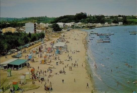 Playa de Sada Años 70_b